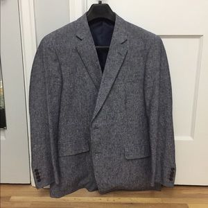 Stafford Suit Jacket size 44R Classic Fit